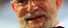 """Oliver Sacks: """"If I smoke a little pot, my hallucinations sometimes become words."""""""