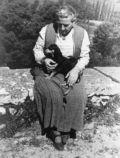 gertrude stein essay pictures In paris he met gertrude stein, who introduced him to the circle that she called the lost generation f scott fitzgerald, thornton wilder,.