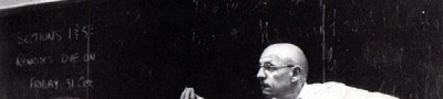 Stuart Elden on Foucault's third/eleventh