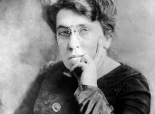 Emma Goldman on drama