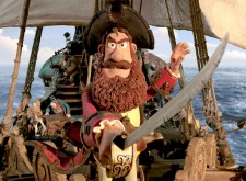John Beckman: The Pirates! In an Adventure with Americans!