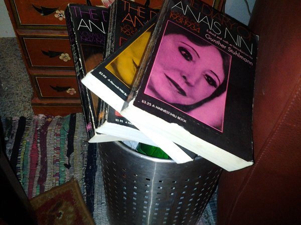 One-of-the-authors-I-was-eager-to-get-rid-of-was-Anais-Nin.