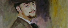 Pierre-Auguste Renoir's Self-Portraits