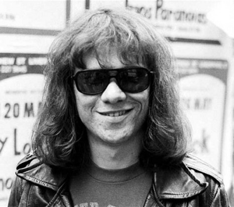 Nicholas Rombes on Tommy Ramone