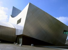 Eric Beck Rubin on Daniel Libeskind
