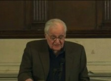 John Ashbery Reading
