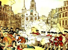 Eugene Wolters on the Boston Massacre
