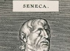 In Rome, Seneca was uniquely placed to influence those in power…