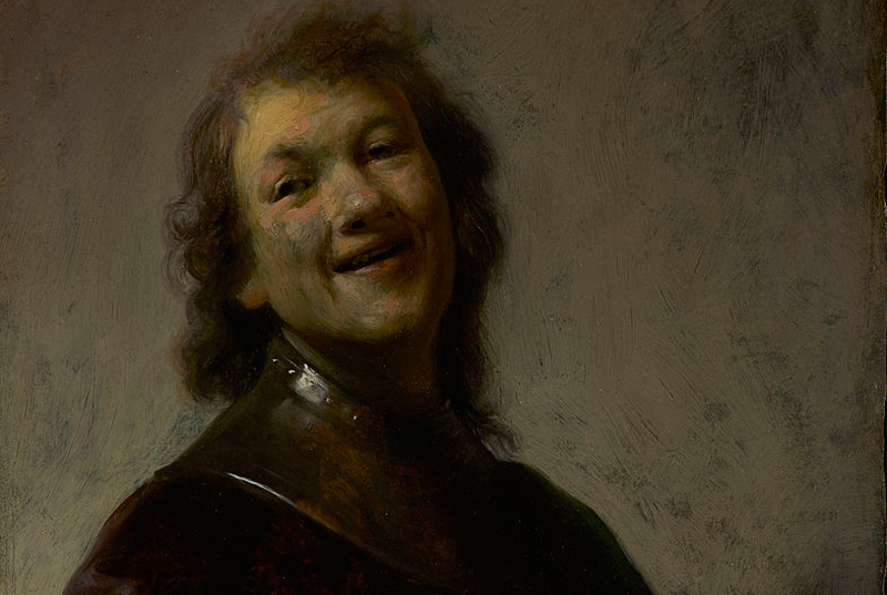 Rembrandt's Self-Portraits
