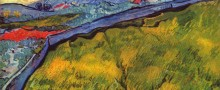 Van Gogh's Wheat Field