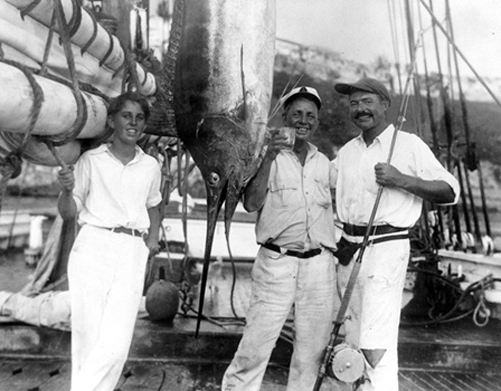 Ernest Hemingway U0026 39 S Key West Years