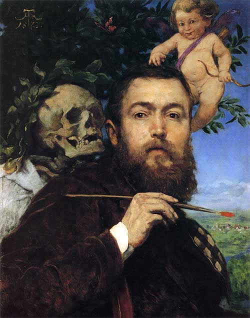 805px-Self-portrait_with_Love_and_Death_by_Hans_Thoma