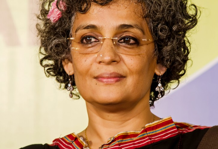 Arundhati Roy's Return to Fiction