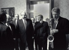 By the time Yeltsin exited the Kremlin…