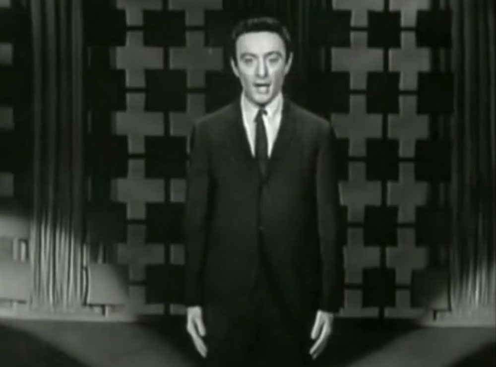 Lenny Bruce: All Alone
