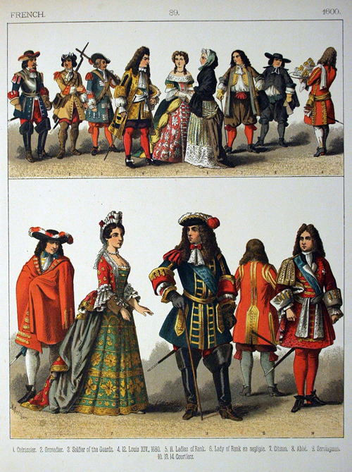 1670,_French._-_089_-_Costumes_of_All_Nations_(1882)