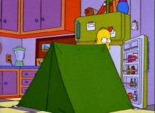 The butter and the fridge are an illusion…