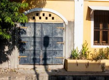 Doors of Puducherry