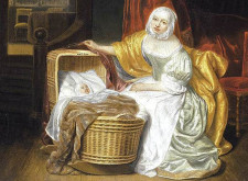 'The Author to Her Book' by Anne Bradstreet