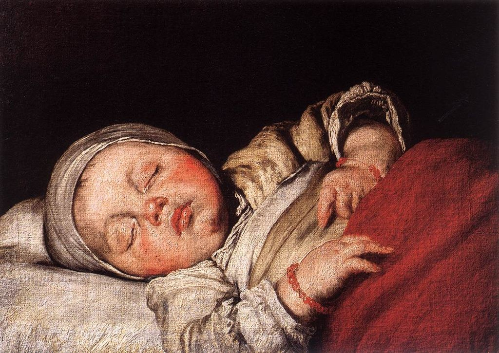 1024px-Bernardo_Strozzi_-_Sleeping_Child_-_WGA21930