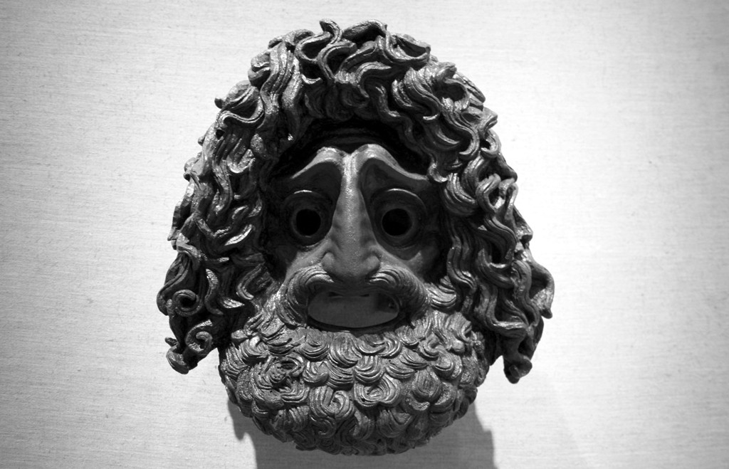 7303_-_Piraeus_Arch._Museum,_Athens_-_Tragic_mask_-_Photo_by_Giovanni_Dall'Orto,_Nov_14_2009