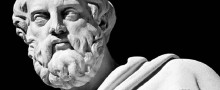 'Plato is not famous for answering questions but for staking his life on the chance to ask them'