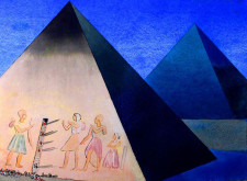 'Why the Pyramids Still Stand' by Aalooran Rahman Bora