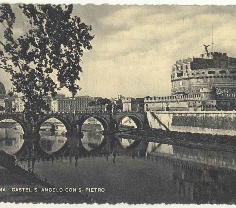 'White Nights, 1938' and 'Bella Roma' by Martin Edmunds