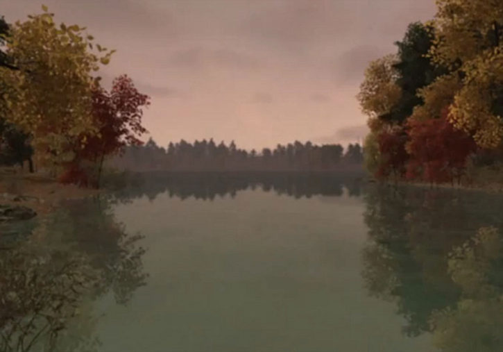 Chris Townsend: Video Games for Transcendentalists