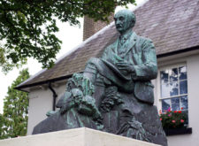 Thomas Hardy was both drawn to city life and repelled by it…