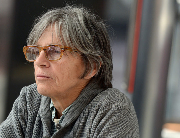 Is Eileen Myles done with New York? Nope…