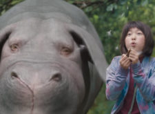 Dominic O'Key and Caitlin Stobie on Okja