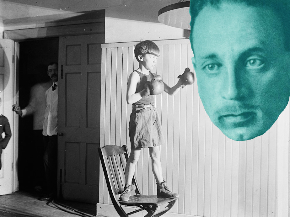 'Rainer Maria Rilke Goes To The Gym' by George Szirtes