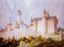 Ludwig II's Neuschwanstein remains perhaps the world's greatest work of fan art…