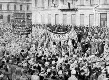 'The Russian Revolution reshaped global time and space'