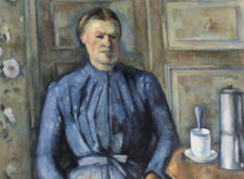 'Isn't Cézanne's art precisely about not knowing?'