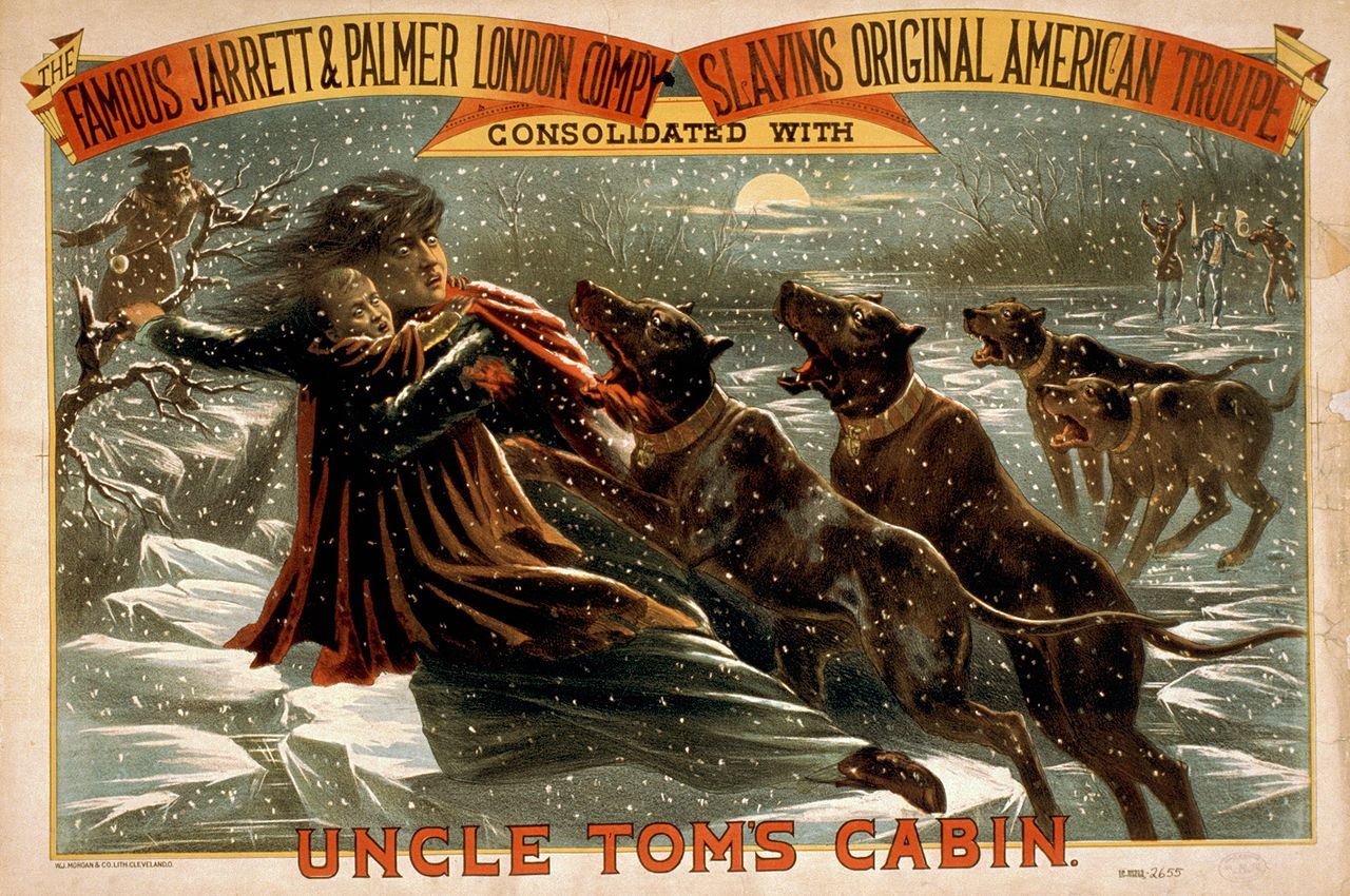 Harriet beecher stowe and cuba by judie newman for Tom s cabin