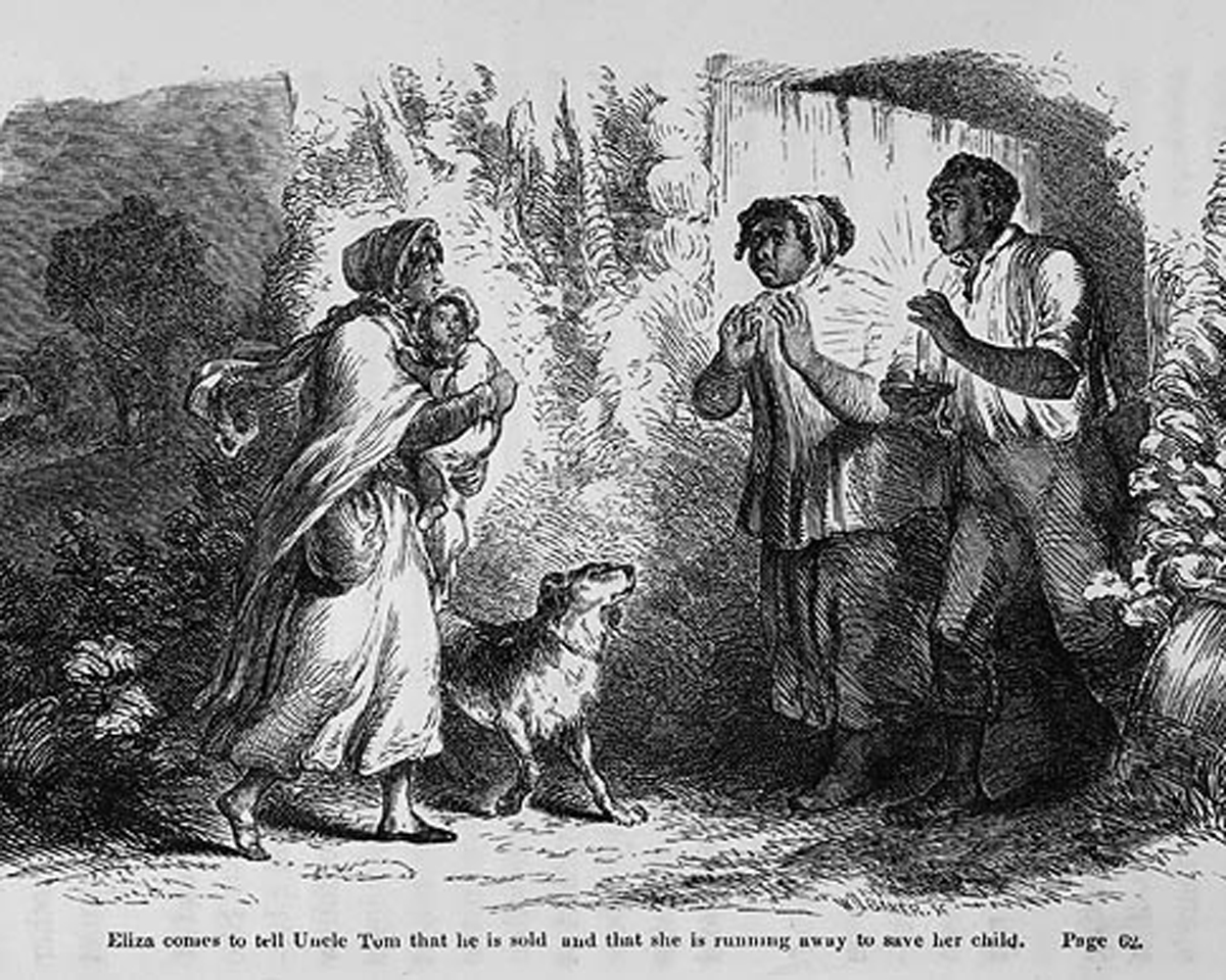 a look at the main themes in uncle toms cabin by harriet beecher stowe Struggling with the themes of harriet beecher stowe's uncle tom's cabin we've got the quick and easy lowdown on them here.