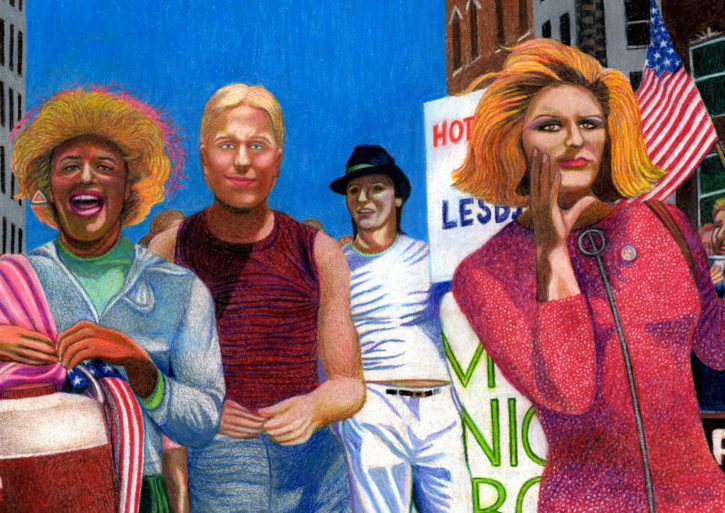 Subjugations of the Gay Mainstream by Roderick Ferguson