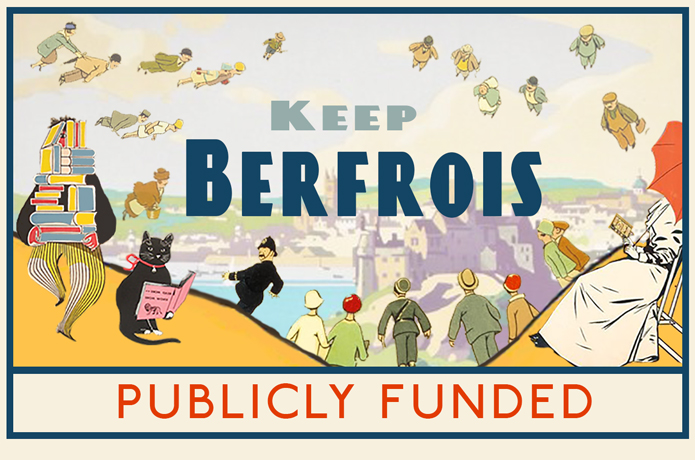 1 Day to Save Berfrois!