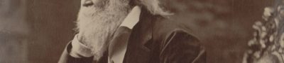 D.H. Lawrence on Walt Whitman