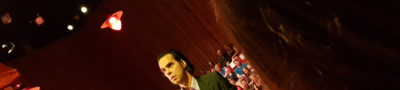 Rodney Sharkey: A Question for Nick Cave