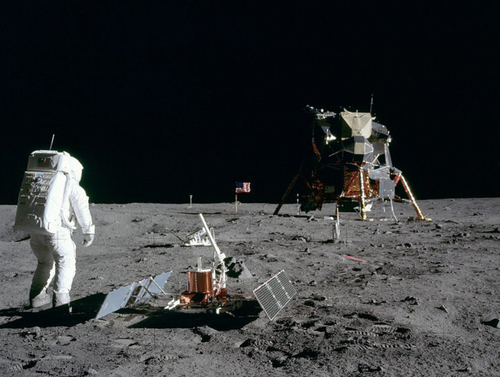 Ed Simon: Once We Went to the Moon