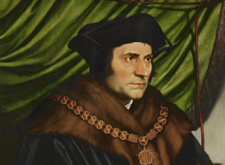 Every Character's a Holbein