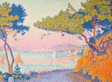 7 Seascapes by Paul Signac