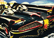 'The Sheikh's Batmobile' by Richard Poplak