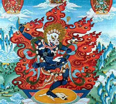 The Life, Death and Rebirth of The Tibetan Book of the Dead