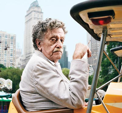 In sci-fi, Kurt Vonnegut found an improbable moral purpose…