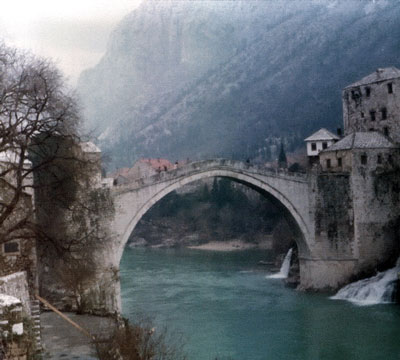 Jason Dittmer: Freezing Bosnia