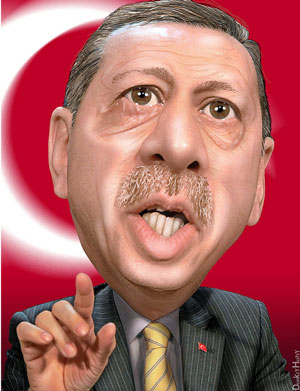 'Politically Turkey has changed more in the last ten years than it did in the previous eighty'